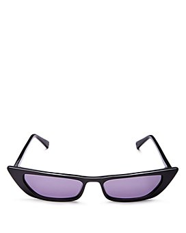 Kendall + Kylie - Women's Vivian Extreme Cat Eye Sunglasses, 50mm