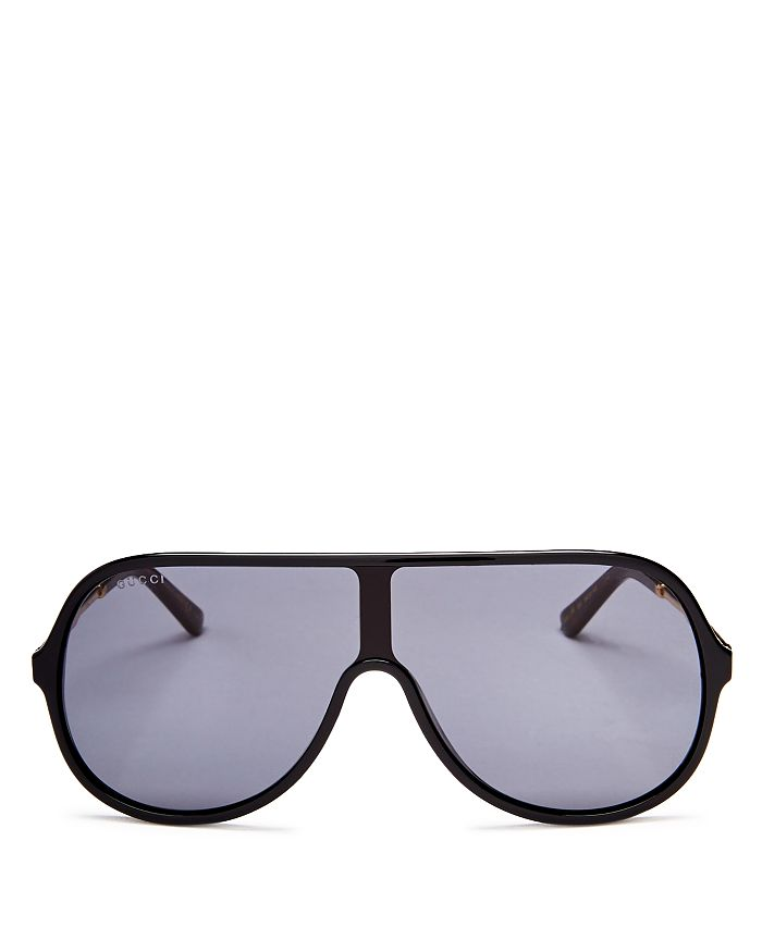 c846cdc9672 Gucci - Men s Vintage Web Oversized Shield Sunglasses