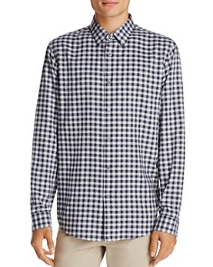 Theory Clean Shirt Tonal Flanella - 100% Exclusive - Bloomingdale's_0