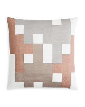 "Oake - Speckled Colorblock Decorative Pillow, 20"" x 20"" - 100% Exclusive"