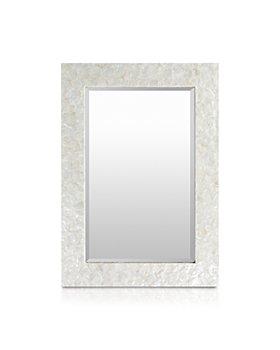 """Surya - Magnolia Mirror, 40"""" x 28"""""""