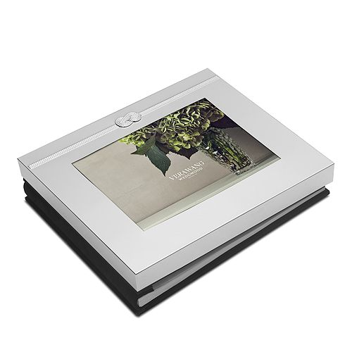 "Vera Wang - Infinity Photo Guest Book, 5"" x 7"""
