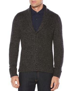 Original Penguin Donegal Cardigan Sweater