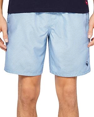Ted Baker Geo Print Swim Shorts