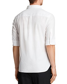 ALLSAINTS - Redondo Half Sleeve Slim Fit Button-Down Shirt