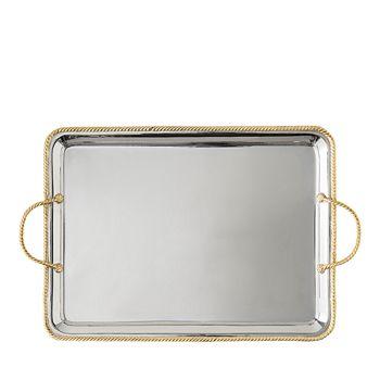 Juliska - Periton Serveware Handled Platter