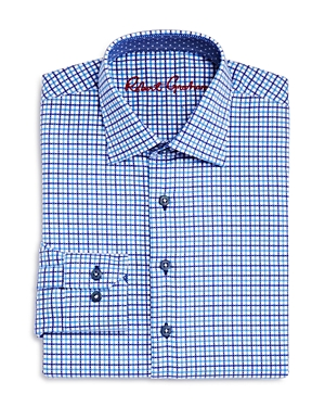 Robert Graham Boys' Printed Dress Shirt - Big Kid