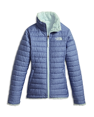 The North Face Girls Reversible Quilted Jacket  Big Kid