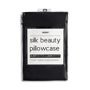 Night Silk Beauty Pillowcase, Standard