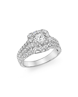 Click here for Bloomingdales Diamond Princess Cut Engagement Ring... prices