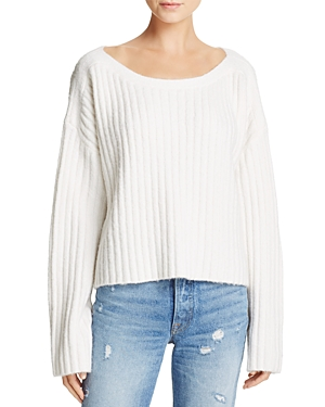 French Connection Riva Chunky Ribbed Sweater