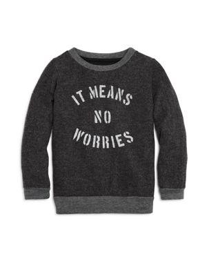 Sol Angeles Boys' No Worries Sweatshirt - Little Kid thumbnail