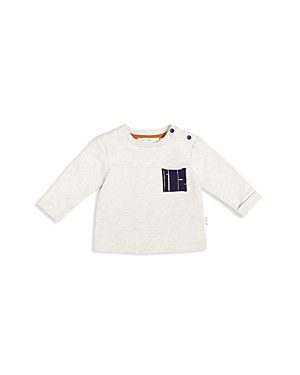 Miles Baby Unisex Sweatshirt with Pocket - Baby