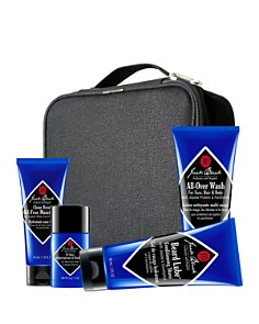 Jack Black - Grab & Go Traveler Gift Set ($63 value)