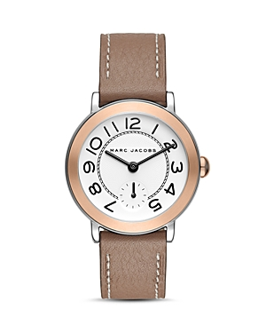 Marc By Marc Jacobs Riley Watch, 36mm