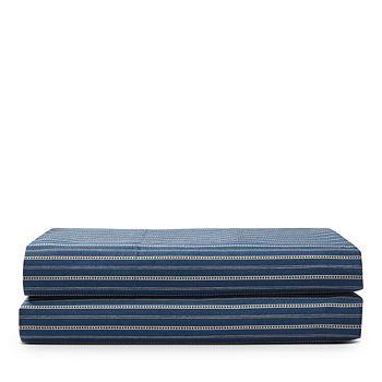 Ralph Lauren - Wendell Stripe Flat Sheet, King