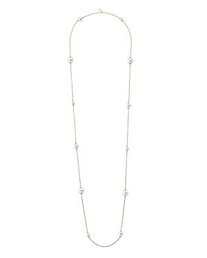 Majorica Simulated Pearl Necklace, 43