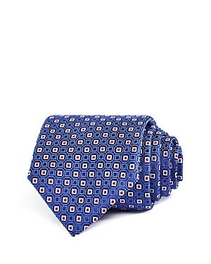 Canali Silk Square Dot Classic Tie