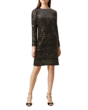 Hobbs London Mia Sequined Dress