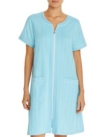 Eileen West - Short Zip Robe