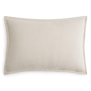 Oake Woodgrain Quilted Standard Sham - 100% Exclusive