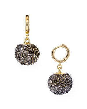 Rebecca Minkoff Huggie Earrings