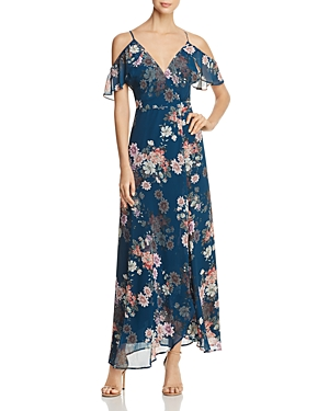 Yumi Kim Endless Love Wrap Maxi Dress