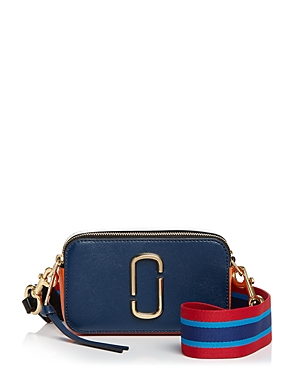 Marc Jacobs Snapshot Saffiano Leather Camera Bag