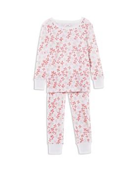 Aden and Anais - Girls' Floral Pajama Set - Baby