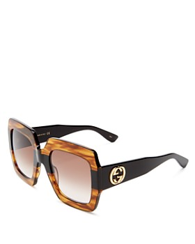 f840cdaa8d64e Gucci - Women s Oversized Square Sunglasses