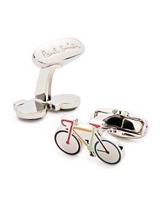 Paul Smith Bike Cufflinks - Bloomingdale's_0