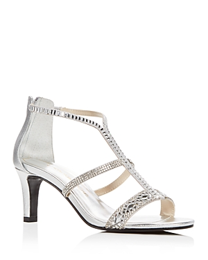 Caparros Women's Loretta Embellished Strappy Sandals