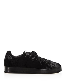 rag & bone - Women's Crushed Velvet Soporte Sneakers