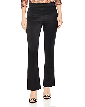 Sandro Cass Cropped Flared Pants
