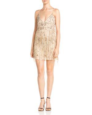 Haute Hippie Taken Embellished Mini Dress 2767430