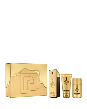 Paco Rabanne 1 Million Fragrance & Body Gift Set ($154 value)