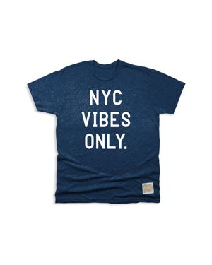 Retro Brand Boys' Nyc Vibes Only Graphic Tee - Little Kid