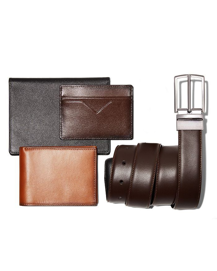 159cb0911be6 The Men's Store at Bloomingdale's - RFID Smooth Slimfold Wallet - 100%  Exclusive