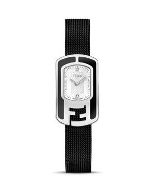 Fendi Chameleon Diamond Watch, 31mm