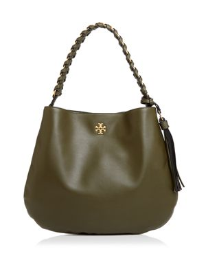 Tory Burch Brooke Leather Hobo 2872468