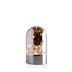 Torre and Tagus Smoke Mirror Cloche LED Lamp, Short - Bloomingdale's Registry_0