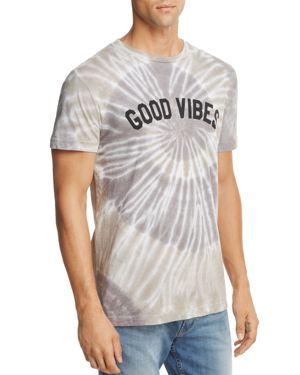Sub Urban Riot Good Vibes Tie Dye Crewneck Short Sleeve Tee