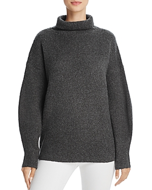 French Connection Urban Flossy Ribbed Knit Sweater - 100% Exclusive