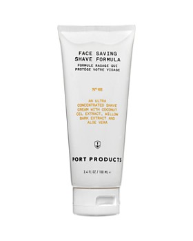 PORT PRODUCTS - Face Saving Shave Formula