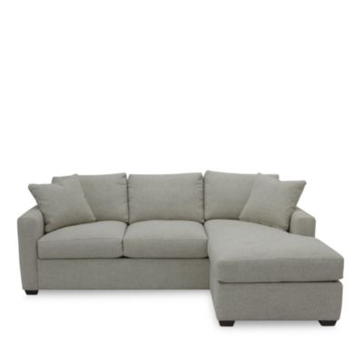 Noah Queen Sleeper Sofa with Storage Ottoman