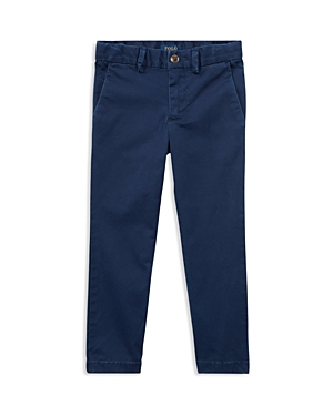 Polo Ralph Lauren Boys Stretch Chino Pants  Little Kid