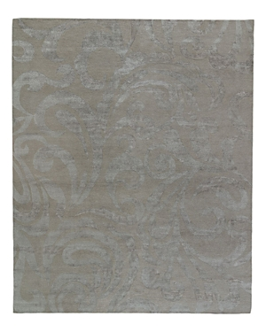 Tufenkian Artisan Carpets Flourish Transitional Collection Area Rug, 5'6 x 8'6