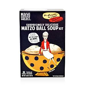 The Matzo Project Matzo Ball Soup Kit