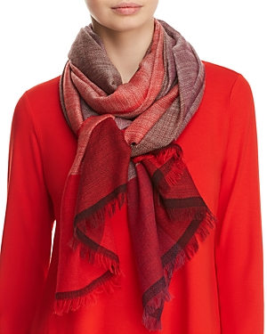 Eileen Fisher Color-Block Scarf at Bloomingdale's