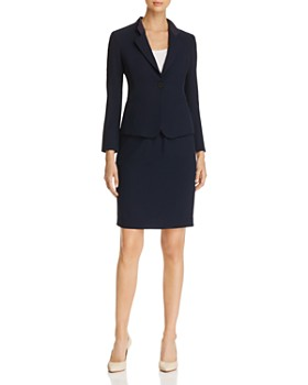 Emporio Armani - Single-Button Fitted Blazer